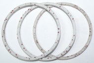 Center Support & Stator Teflon Sealing Rings, 4L80E (1991-1997)