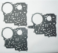 Valve Body Separator Plate Gasket Set, TH425 (1966-1978) Upper & 2-Lower