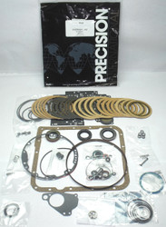4L60E (2007-2011) Banner Rebuild Kit: Overhaul w/o Molded Pistons w/ Bonded VB Plate & Friction Module