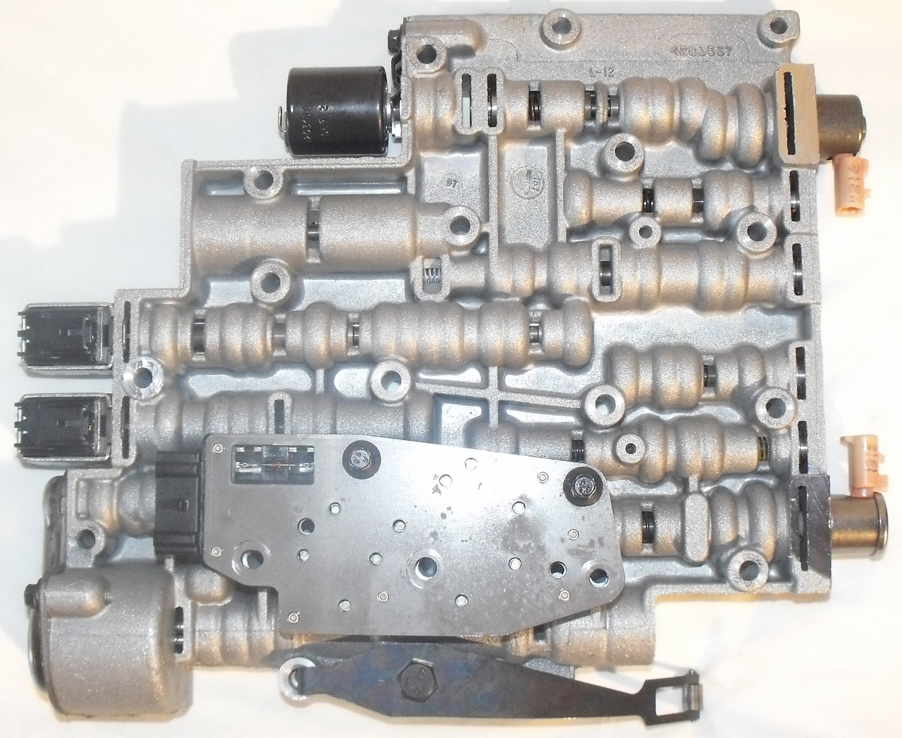 New Design Accumulator Piston additionally  further Ccrp Z Chevy Impala Transmission Second Gear Accumulator Body as well Maxresdefault also A. on 4l60e transmission parts diagram