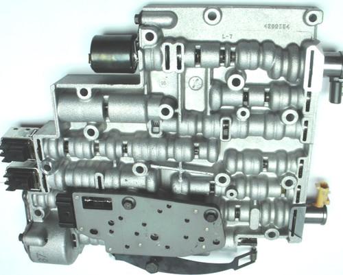 Rebuilt Gm 4l60e Transmission Valve Body  1998