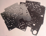 Transgo Heavy Duty Separator Plate w/ 4L60E Valve Body Spacer Plate Gaskets (1996-2000)