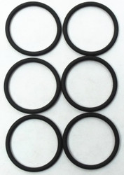 Pressure Control Solenoid/Valve Body Solenoid O-Ring [Set of 6] (1991-2004) Small