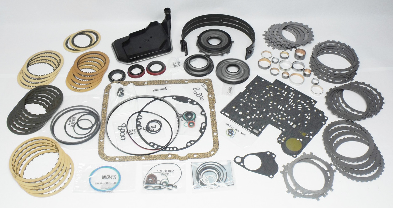 Best gm 4l60e master performance transmission rebuild kit 2007 2013 image 1 publicscrutiny Image collections