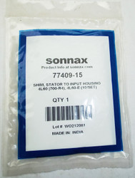 Stator to Input Housing Shim by Sonnax, 700R4/4L60E/4L65E
