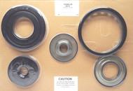 Molded Rubber Piston Kit, 6L80E/6L90E (2006-2013) OEM