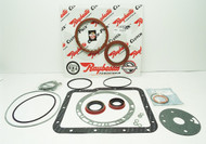 Banner Rebuild Kit w/ Stage-1 Performance Frictions, Powerglide (1962-1973) Teflon Ring Overhaul Kit