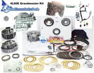 Complete 4L60E Mega Master Transmission Rebuild Kit (1997-2003)