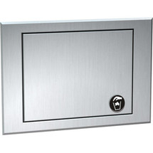 ASI (10-1003) Waste Receptacle - Counter Mounted