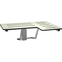 ASI (10-8206-R) Folding Shower Seat - Right Hand