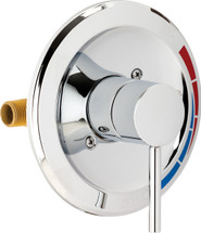 Chicago Faucets (SH-PB1-00-000) Pressure Balancing Tub and Shower Valve with Trim