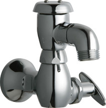 Chicago Faucets (952-12XKCP)  Inside Sill Fitting