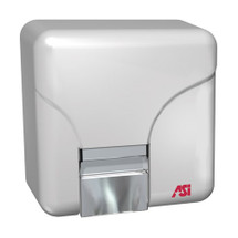"""ASI (10-0141) """"No Touch"""" Dryer (110-120v.) - Surface Mounted - White"""