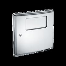 ASI (10-20472) Roval Partition Mounted Dual Access Sanitary Napkin Disposal