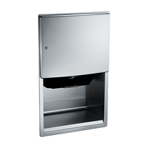 ASI (10-204523AC) Roval Recessed Mounted Paper Towel Dispenser