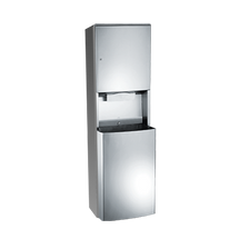 ASI (10-20469-9) Roval Surface Mounted Paper Towel Dispenser and Removable Waste Receptacle