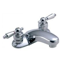 Symmons (S-240-LAM-1.5)  Symmetrix Two Handle Centerset Lavatory Faucet