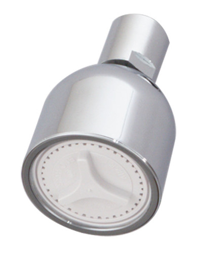 Symmons (4-226F-STN) 1 Mode Showerhead (Ball Joint Type)