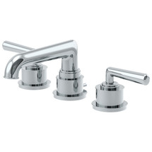 Symmons (SLW-0323) Extended Selection Two Handle Widespread Lavatory Faucet
