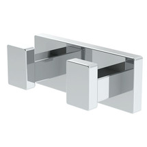 Symmons (0630-DRH) Extended Selection Double Robe Hook
