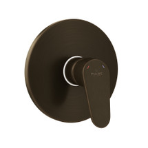 "PULSE ShowerSpas 3001-RIV-PB-ORB Tru-Temp Pressure Balance 1/2"" Rough-In Valve with Oil-Rubbed Bronze Trim Kit"