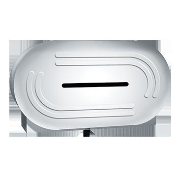 ASI (10-0039) Toilet Tissue Dispenser - Low Profile, Jumbo Roll - Surface Mounted
