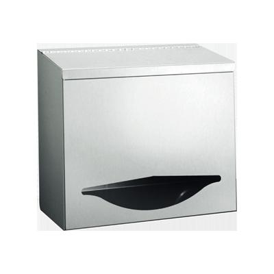 ASI (10-0511) Bulk Disposables Dispenser - Small - Surface Mounted