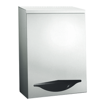 ASI (10-0512) Bulk Disposables Dispenser - Large - Surface Mounted