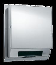 ASI (10-68523AC-4) Simplicity - Auto Paper Towel Dispenser - Roll - (110-240V) - Semi-Recessed