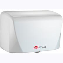 ASI (10-0198-1) TURBO Dri, Jr. Surface Mounted High Speed Hand Dryer