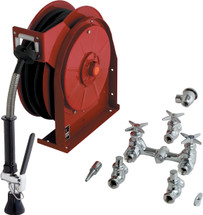 Chicago Faucets (535-NF) Hose Reel Assembly with Fitting