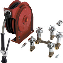 Chicago Faucets (536-NF) Hose Reel Assembly with Fitting