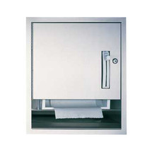 ASI (10-04523) Recessed Roll Paper Towel Dispenser