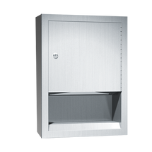 ASI (10-0457-9) Surface Mounted Paper Towel Dispenser