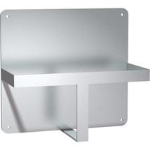 ASI (10-0557) Surface Mounted Bedpan Rack