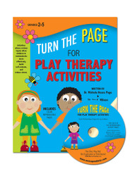 Turn the Page for  Play Therapy Activities with CD