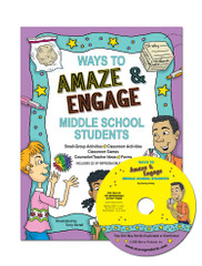 Ways to Amaze & Engage Middle School Students with CD