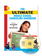 The Ultimate Middle School Counseling Handbook with CD