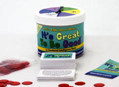 Let's Talk About How ... It's Great To Be Good Card Game