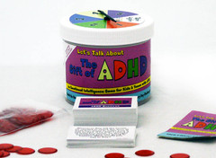 Let's Talk About ... The Gift of ADHD Card Game