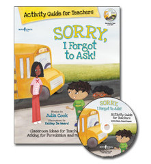 Sorry, I Forgot to Ask! Activity Guide with CD