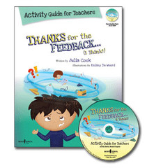 Thanks for the Feedback ... (I Think!) Activity Guide with CD