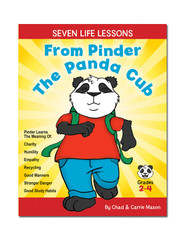 Seven Life Lessons From Pinder the Panda Cub