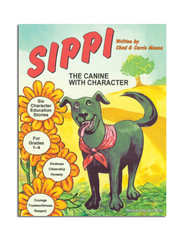 Sippi the Canine with Character