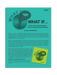 What If? Cards for Grades 5-9