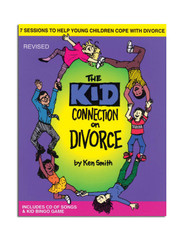 The Kid Connection on Divorce with Audio CD