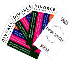 Divorce Cards for Totika Stacking Game