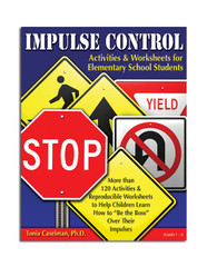 Impulse Control Activities for Elementary Students with CD