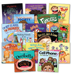 Julia Cook Storybook 15-Pack