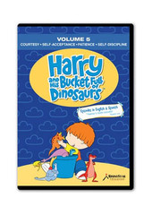 Harry and His Bucket Full of Dinosaurs: Volume 5